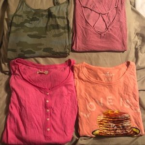 american eagle & hollister bundle